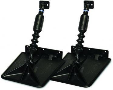 Транцевые плиты для катера Smart Tabs Kit, фото 2