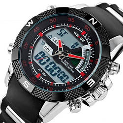 Мужские часы Weide Aqua Rubber