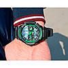Мужские часы Skmei 0931 зеление, фото 3
