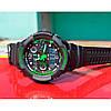 Мужские часы Skmei 0931 зеление, фото 4