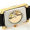 Мужские часы Winner Square Gold, фото 4