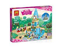 """Конструктор Lele 37008 (аналог Lego Disney Princess) """"Замок Принцесс"""", 561 дет"""