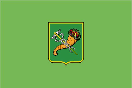 Флаг Харькова 90х150см