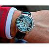 Мужские часы Winner Black, фото 3
