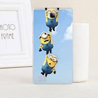 Силиконовый бампер чехол для Huawei Ascend Honor 3C / H30-u10