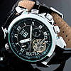Мужские часы Jaragar Turboulion Silver, фото 4