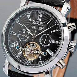 Мужские часы Jaragar Silver Star