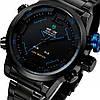 Чоловічі годинники Weide Sport Blue, фото 3