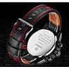 Мужские часы Weide Premium  Red, фото 2