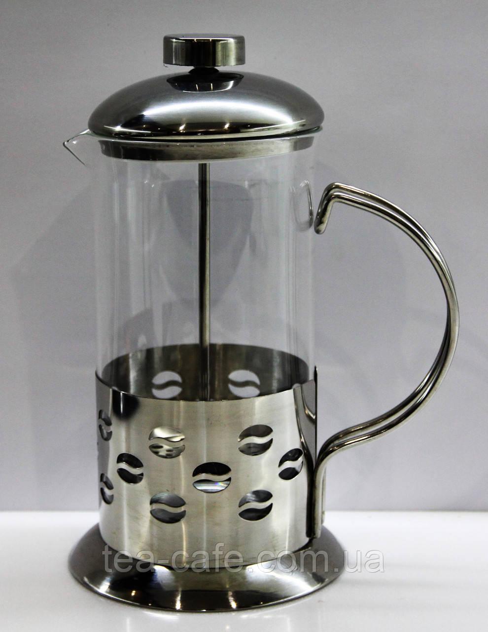 Френч-пресс для чая и кофе 600 мл