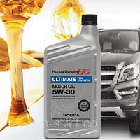 Моторное масло Honda 5W30 Ultimate 1л синтетика оригинальное моторное масло для HONDA