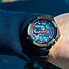 Мужские спортивные часы Skmei S-Shock 0931 Red, фото 3