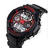 Мужские спортивные часы Skmei S-Shock 0931 Red, фото 4