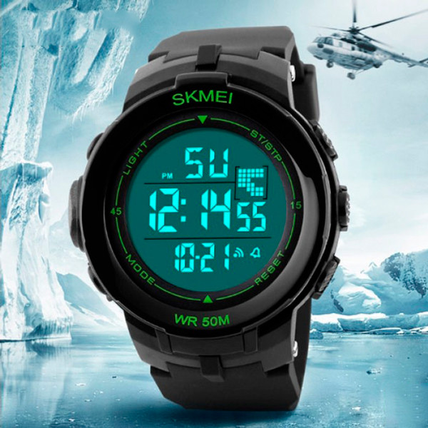 Электронные часы Skmei 1127 Neon