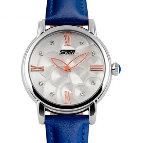 Женские часы Skmei Blue Night