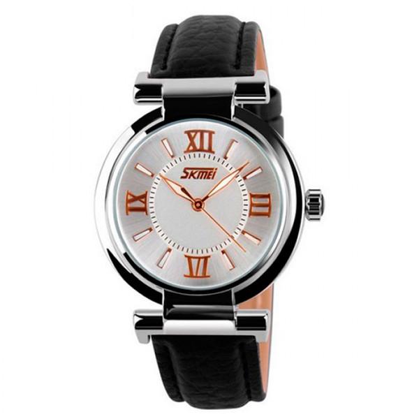 Женские часы Skmei 9075 Elegant Black