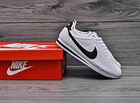 Мужские кроссовки Nike Cortez 6 цветов в наличии белые с черным знаком