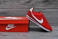 Мужские кроссовки Nike Cortez 6 цветов в наличии красный