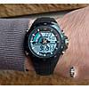 Мужские часы Skmei 1016 Shark Black, фото 3