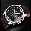 Мужские часы Skmei 9106 Spider red, фото 4