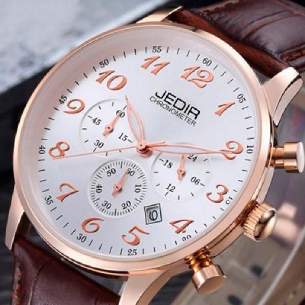 Мужские часы Jedir President White