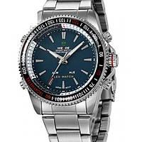 Мужские часы Weide Power Silver