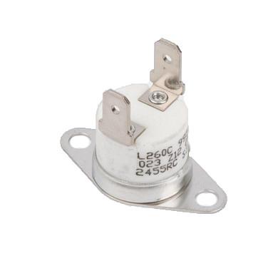 Термопредохранитель TY KS 260 XX на 260С для парогенератров и утюгов SILTER