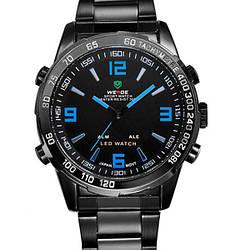 Мужские часы Weide Standart Blue