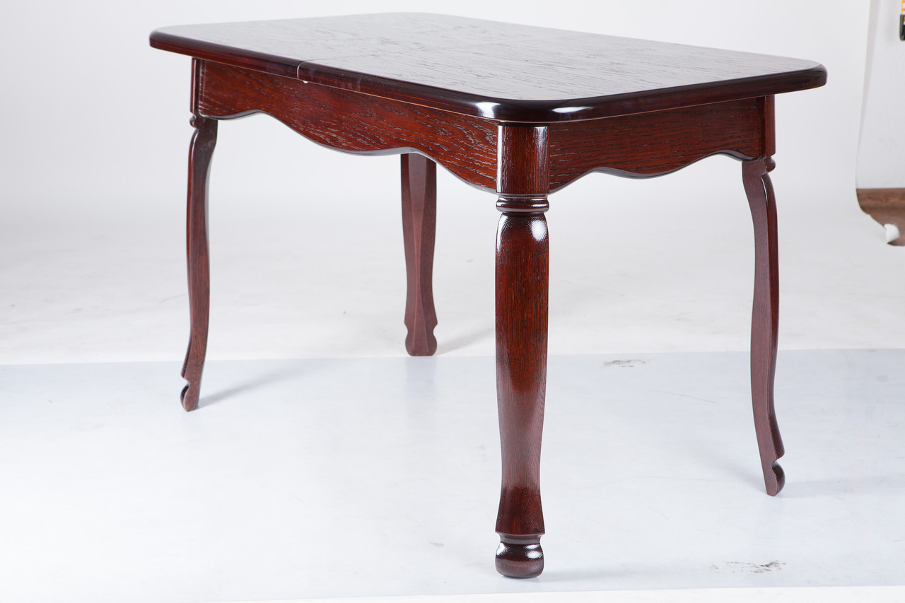 Стол обеденный ГАИТИ каштан 120(160)*70