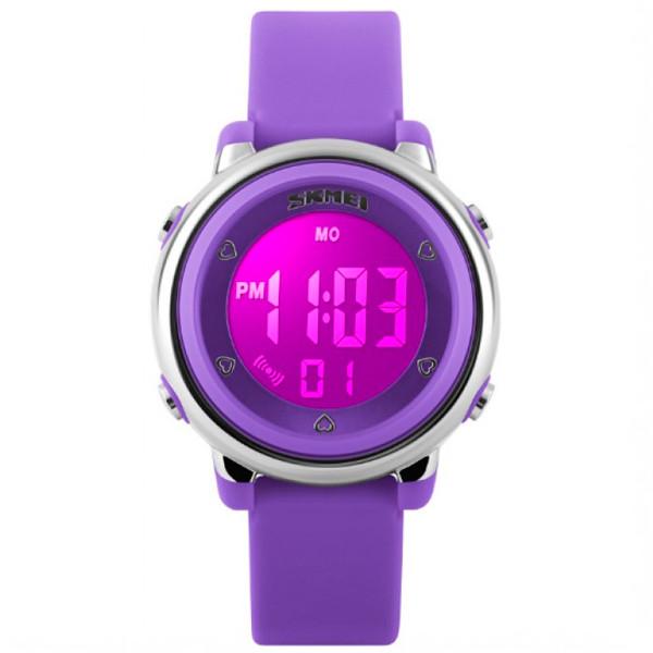 Мужские часы Skmei Kraft Purple