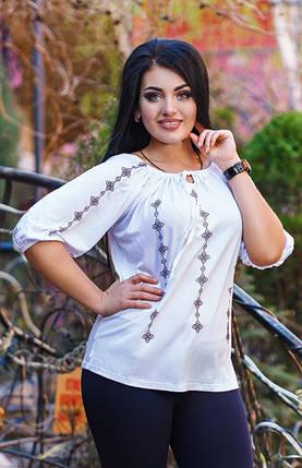 Д7715 Блузка женская , фото 2