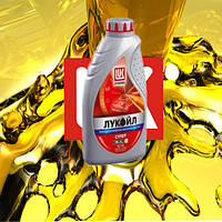 Моторное масло полусинтетика LUKOIL 10W-40 SUPER 1L