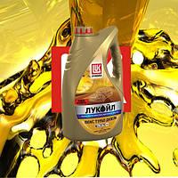 Моторное масло полусинтетика LUKOIL 10W-40 LUXE TURBO DIESEL 5L