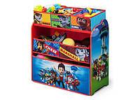 """Органайзер - ящик для игрушек """"Щенячий патруль Disney"""" Delta Children"""