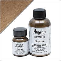 Краска для кожи Angelus Bronze (бронзовый)