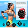 Спортивные часы с Bluetooth Skmei 1227 blue, фото 4