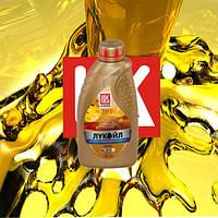 Моторное масло полусинтетика LUKOIL 10W-40 LUXE 1L