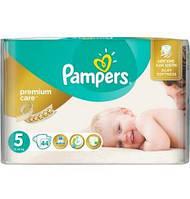 Подгузники памперс Premium Care 5 Junior (11-18 кг) 44 шт
