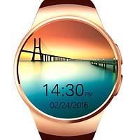 Умные часы Smart KW18 Gold