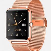 Умные часы Smart Z50 Gold
