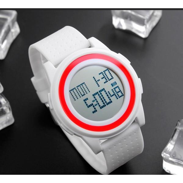 Женские часы Skmei 1206 Ultra White