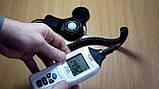 Люксметр Flus ET-932 (0-400 000 Lx/±3 %) с выносным съёмным датчиком, фото 2