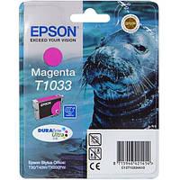 Epson T1033 Картридж Magenta (Красный) повышенной емкости (C13T10334A10)