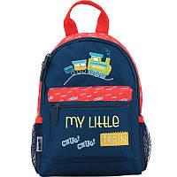 Рюкзак дошкільний 534 My little train