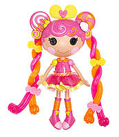 Кукла Лалалупси Сластёна с растягивающимися волосами, Lalaloopsy Stretchy Hair Doll- Whirly Stretchy Locks