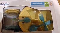Набор детской посуды BabyOno 238