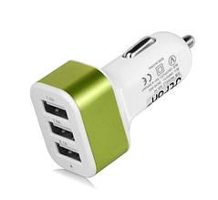 Адаптер CAR USB 3-порту USB(a 2.1 2.0 a 1.0 a) FFD