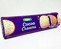 Печенье шоколадно-бисквитное «Cocoa Creams» 500г