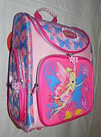 Школьный каркасный ранец для девочек, фото 1