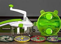 Ручной комбайн измельчитель продуктов Roto Champ (Рото Чемп)